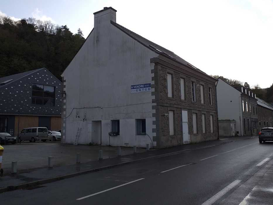 Diagnostic amiante et plomb avant travaux - Maison des Douanes - Quai Armez - St Brieuc 20191104161926